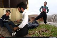 ضجههای مادر سعید در حوالیِ «فتحالمبین»  کودک ۹ سالهای که با انفجار مین کور شد