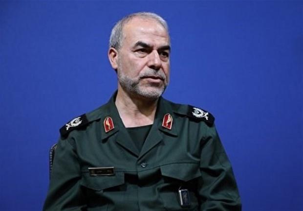 توضیحات معاون سیاسی سپاه در رابطه با اظهاراتش در مورد سعید محمد