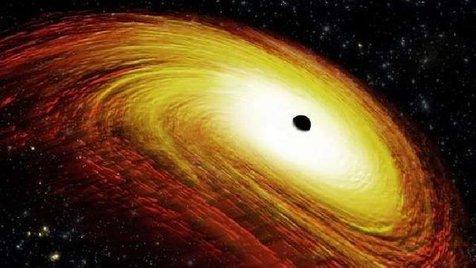 کشف حقایقی عجیب درباره سیاهچالههای فضایی