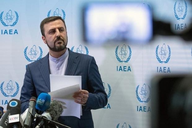 نامه ایران به آژانس در مورد نشت اطلاعات