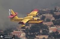 آتش سوزی کاتالونیا