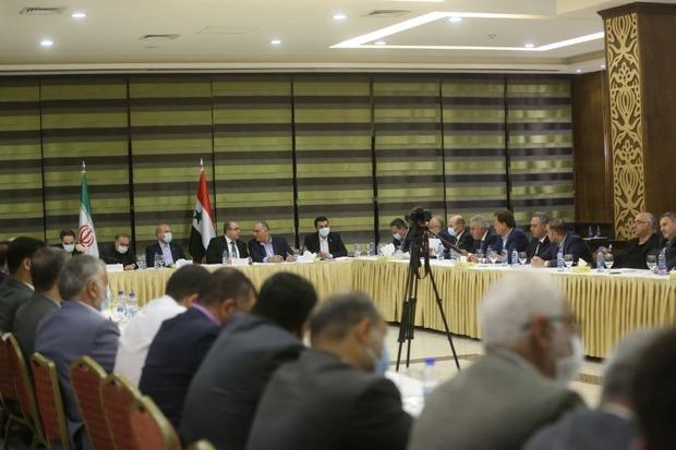 قالیباف: امروز آغاز دوره ساخت و ساز و حرکت اقتصادی در سوریه است
