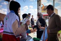 حدود 12 هزار مسافر نوروزی به پست های هلال احمر مراجعه کردند