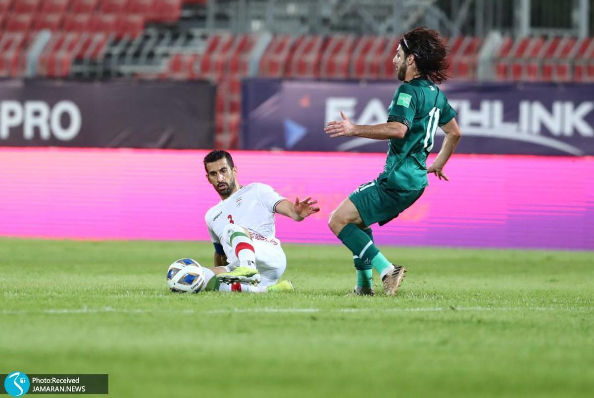 میزبانی عراق از ایران در قطر در انتخابی جام جهانی ۲۰۲۲