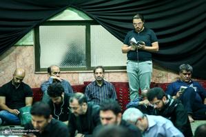 احیا شب بیست و سوم ماه مبارک رمضان در مسجد حضرت ابوالفضل(ع)