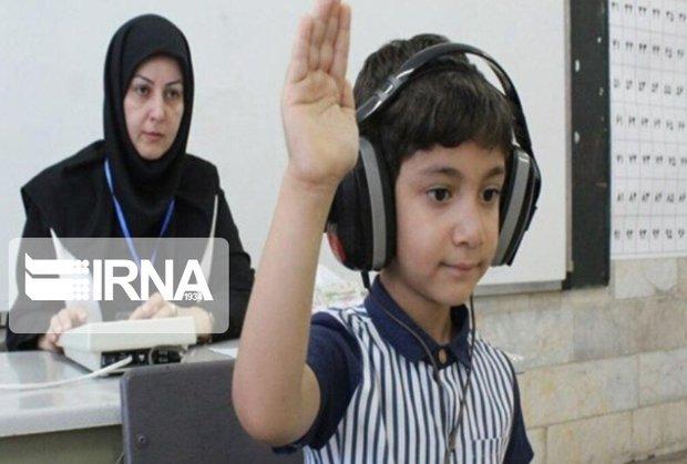 سلامت بیش از ۲۰ هزار نوآموز کردستانی تایید شد