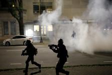 بازداشت 4هزار معترض در آمریکا