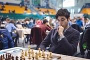 نایب قهرمان شطرنج جام کاسپین: علی رغم شروع بد؛ خوب ظاهر شدم