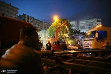 افزایش تلفات زلزله ازمیر به 800 نفر/ وقوع 244 پس لرزه+ تصاویر