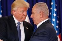 آسوشیتدپرس مدعی شد: مکالمه تلفنی ترامپ و نتانیاهو به تنش کشیده شد