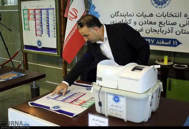817 نفر واجد شرایط شرکت در انتخابات اتاق بازرگانی ارومیه هستند