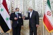 ظریف در دیدار با وزیر خارجه سوریه چه گفت؟