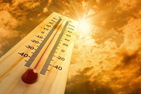 دمای آبادان به نزدیک ۵۰ درجه میرسد