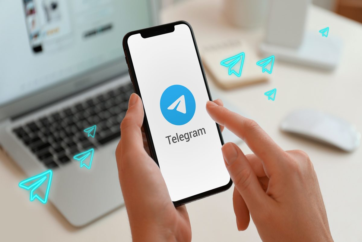 تلگرام ممبرهای فیک را حذف میکند