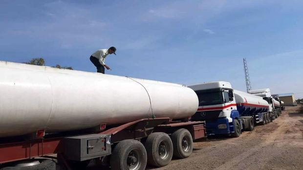 قاچاقچی نفت سفید در دام پلیس همدان