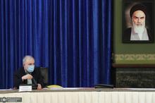 جلسه ستاد ملی مقابله با کرونا- 5 مهر