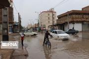 بارش ۳۳ میلیمتر باران در درکش خراسان شمالی