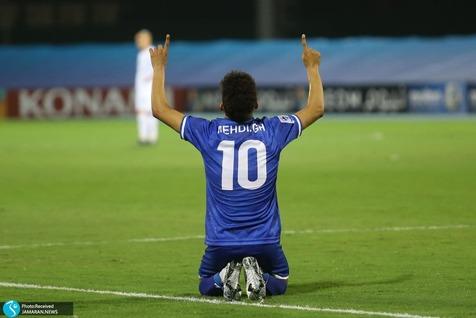 لیگ قهرمانان آسیا| صحبت های قایدی بعد از انتخاب به عنوان بهترین بازیکن زمین