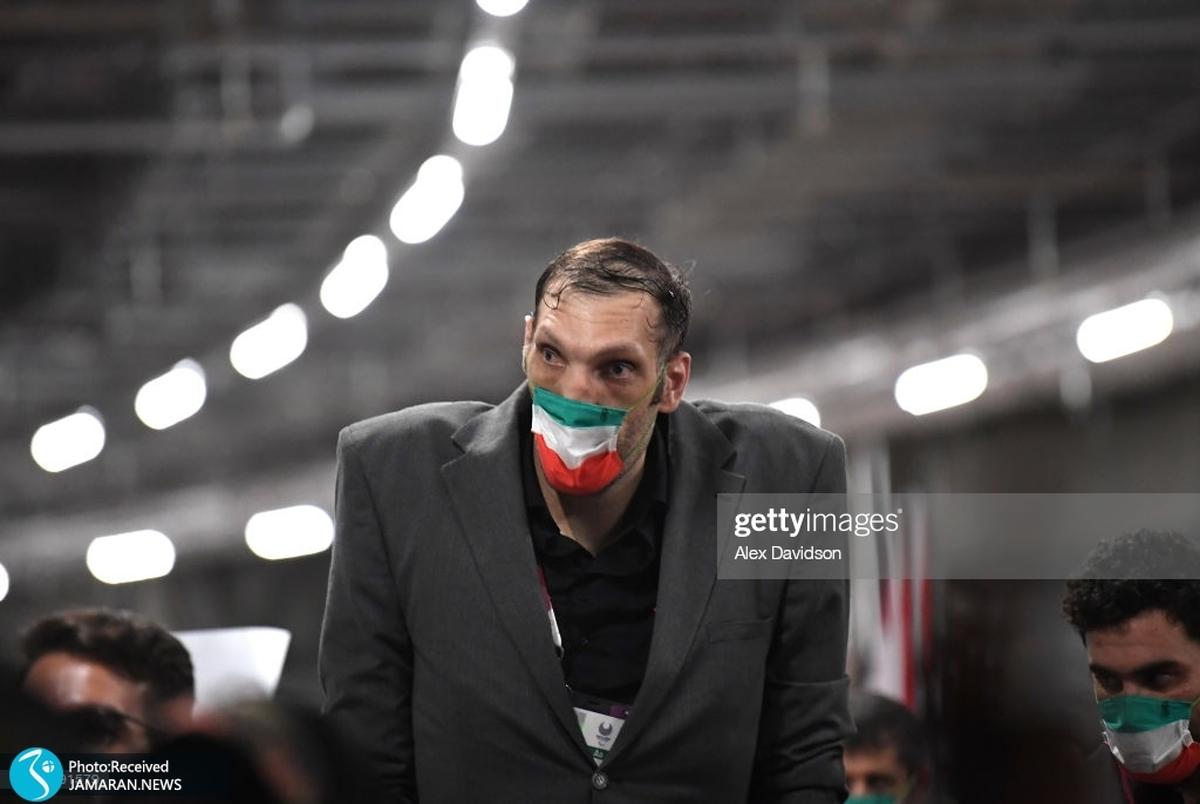 واکنش کمیته بین المللی پارالمپیک به حضور مرتضی مهرزاد در مراسم افتتاحیه + عکس