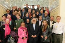 آخرین فعالیت ظریف در مقام وزیر امور خارجه ایران + تصاویر