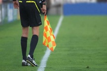 داوران فوتبال کهگیلویه وبویراحمد درلیگ برترکشورقضاوت می کنند
