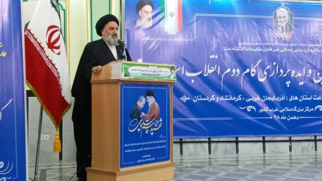 جبهه مقاومت نماد قدرت تمدن بزرگ اسلامی است