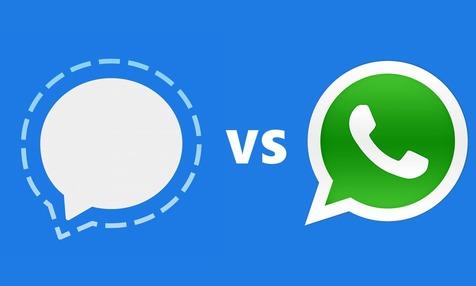 سیگنال و تفاوت هایش با واتساپ / امنیت سیگنال چگونه است؟ / سیگنال را چگونه نصب کنیم؟ + لینک دانلود