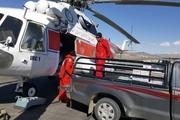 هلال احمر به هفت روستای محاصره در برف دیواندره امدادرسانی کرد