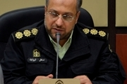 چهار کیف قاپ با 12 فقره سرقت دستگیر شدند