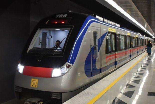 افزایش بیش از ۱۰۰ درصدی مسافر متروی تبریز