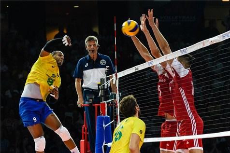 گام بلند لهستان برای صعود/ شکست برزیل پرستاره برابر عقاب های جوان