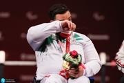 قطعی برق دل قهرمان پارالمپیک ایران را سوزاند!