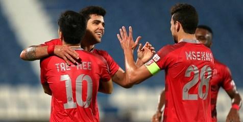 قهرمانی الدحیل در جام امیر قطر و النصر در لیگ عربستان