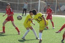 هفته سوم لیگ برتر فوتبال نونهالان کشور برگزار شد
