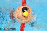 گزارش تصویری المپیک توکیو| آغوش