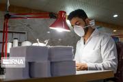 آمادگی بسیجیان استان مرکزی برای راهاندازی واحد تولید ماسک در زرندیه