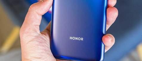 تصویر لو رفته از گوشی Honor 50