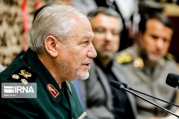 سرلشگر رحیمصفوی: ایران اسلامی شکستناپذیر شده است