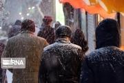 تداوم بارش برف در آذربایجانشرقی