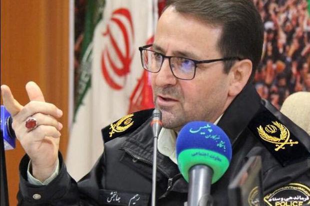 عوامل اصلی اغتشاشات اخیر زنجان دستگیر شدند