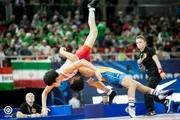 چهارمی ایران در پایان 5 وزن نخست؛ رقابت با روسیه و گرجستان برای قهرمانی