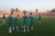 ترکیب تیم ملی فوتبال جوانان در آستانه دیدار با امارات