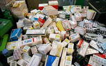کشف محموله بزرگ قاچاق دارو در سیستان و بلوچستان