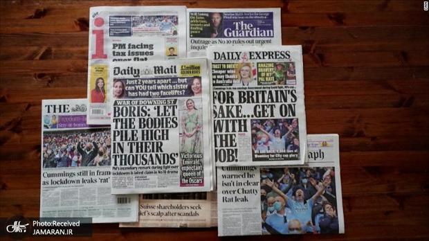 انگلیس در نقطه فروپاشی