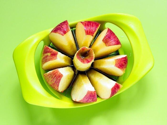 تقسیم کننده سیب