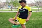 مقام سوم مسابقات آنلاین کشوری سپک تاکرا به ورزشکار مراغهای رسید