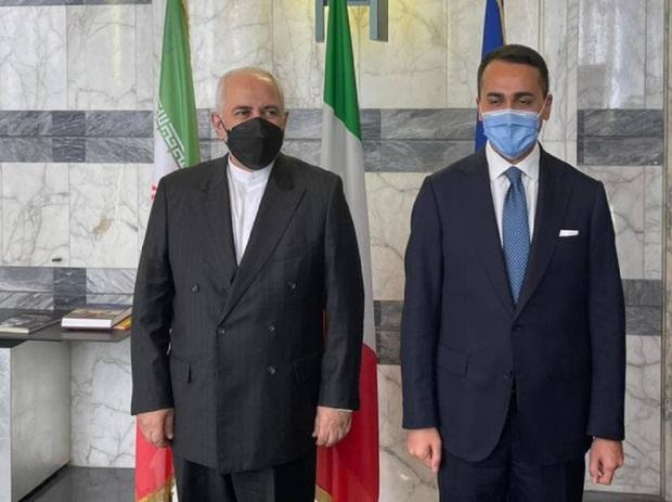 چرا ظریف با وزیر خارجه ایتالیا دیدار کرد؟