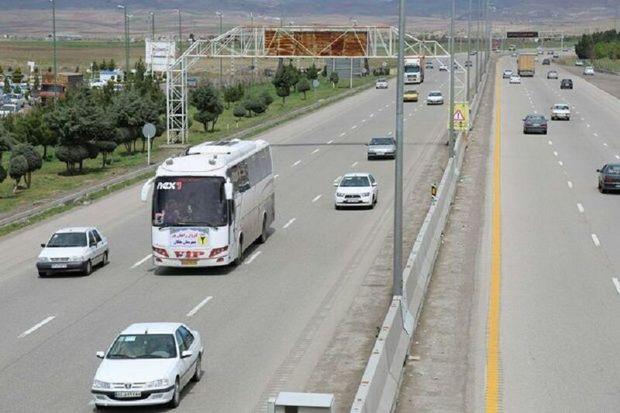 استان اردبیل در کاهش تصادفات برونشهری رتبه یک کشور را کسب کرد