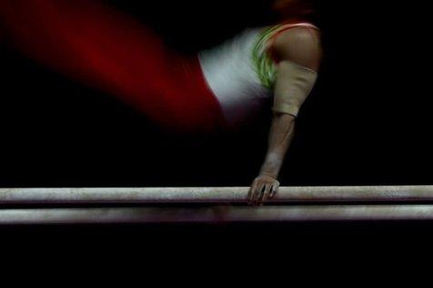 مدال برنز تیمهای ملی آکروباتیک ژیمناستیک در مسابقات قهرمانی آسیا