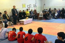 توسعه ورزش یزد در گرو راه اندازی باشگاه ورزشی در محله هاست